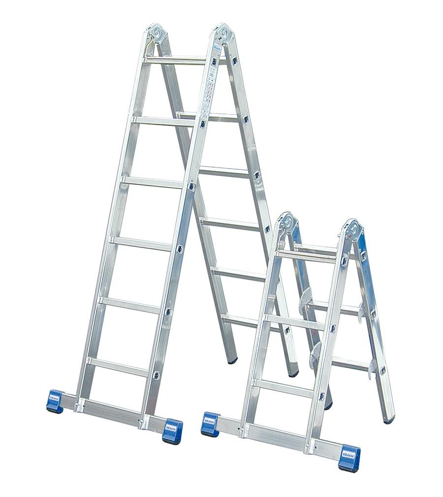 Лестница трансформер комбинированная